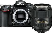 Nikon D7200 + 18-300 VR