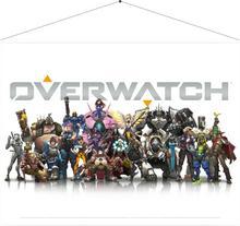 Gaya Entertainment Plakat Overwatch Heroes