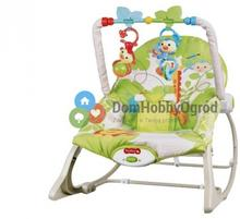iBaby Bujak leżak fotelik 3w1 + zabawki iBaby 68114 68114