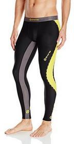 Skins Dnamic Long Tights długie kalesony męskie, czarny, XS DA99050019238XS