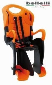 Bellelli Tiger Relax, Fotelik rowerowy, Pomarańczowy