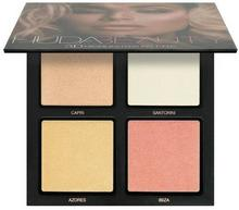 HUDA BEAUTY 3D Highlighter Palette - Paleta rozświetlaczy
