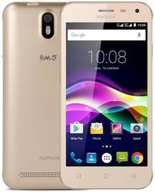 myPhone Fun 5 8GB Dual Sim Złoty