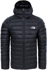 The North Face KURTKA M TREVAIL HOODIE/TNF BLK TNF BLK