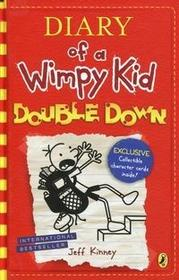 Penguin Books Double Down Diary of a Wimpy Kid - Jeff Kinney