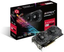 Asus Radeon RX 570 Strix Gaming OC (90YV0AJ0-M0NA00)