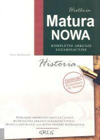 Machowski Piotr Matura nowa Historia