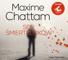 Sonia Draga Sen śmiertelników (audiobook CD) - Maxime Chattam