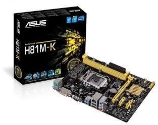 Asus H81M-K