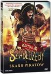 ADD MEDIA Kapitan Szablozęby i skarb piratów (DVD)