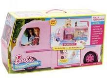 Mattel Barbie, Wymarzony kamper, FBR34
