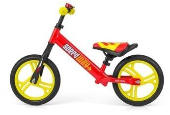"""Milly Mally Speedway 12"""" red"""