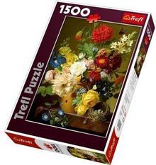 Trefl Martwa Natura z Kwiatami 26120