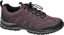 Graceland trekkingowe buty damskie Graceland bordowe