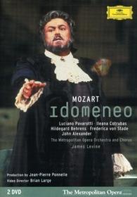 The Metropolitan Opera Orchestra Mozart Idomeneo 2 DVD)
