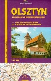 Sygnatura  Olsztyn plan miasta