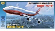 Zvezda Boeing 7478 7010