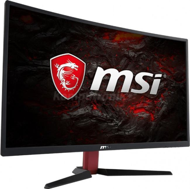 "MSI Optix G27C2 Curved 27"" czarny"