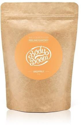 Body Boom Coffee Scrub peeling kawowy Grejpfrut 200g 44637-uniw