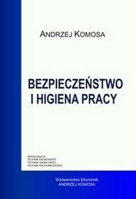 KomosaBezpieczeństwo i higiena pracy EKONOMIK / wysyłka w 24h