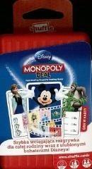 Cartamundi Gra karciana Shuffle Monopoly Deal Disney