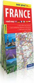 ExpressMap France road map 1:1 050 000 - Expressmap