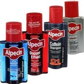 Zestaw Alpecin zdrowe i mocne włosy 4 szt.