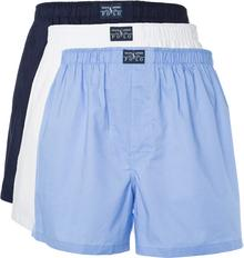 Ralph Lauren Ralph Lauren Boxer shorts 3 Piece Czarny Niebieski Biały XL (127689)