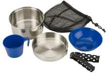 Coleman 1 osoby SS Mess Kit 2000015180
