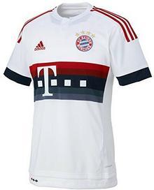 Adidas koszulka piłkarska chłopięca (replika) FC Bayern Monachium, wersja domowa, biały AH4793_White/Power Red/Night Navy/Bold Onix_176