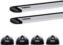 Thule Bagażnik dachowy aluminiowe belki WingBar 961, stopy Rapid System 753 oraz kit dopasowujący 4003 788_1440_766