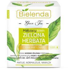 Bielenda Zielona Herbata Matujący krem do twarzy na dzień Cera mieszana 50 ml