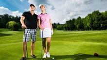 Lekcja gry w golfa dla dwojga Warszawa TAAK_LGDDWW