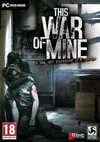 This War of Mine STEAM cd-key - Darmowa dostawa, Natychmiastowa wysyĹka, Szybkie pĹatnoĹci