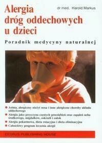 Cedrus Publishing House Markus Harold Alergia dróg oddechowych u dzieci