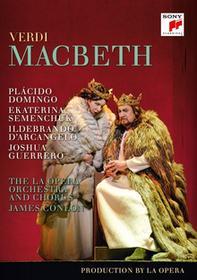 Los Angeles Opera Orchestra; Ekaterina Semenchuk;  Verdi Macbeth DVD)