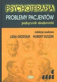 Eneteia Psychoterapia. Problemy pacjentów. Podręcznik akademicki - Eneteia