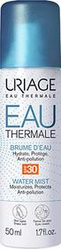Uriage EAU THERMALE Nawilżająco-ochronna mgiełka termalna SPF30, 50ml