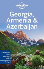 Lonely Planet Georgia, Armenia and Azerbaijan