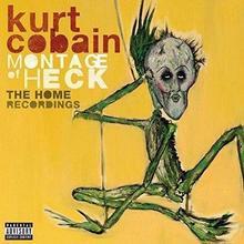 Montage Of Heck The Home Recordings 2 Vinyl) Kurt Cobain Płyta winylowa)