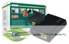Digitus Wielofunkcyjny serwer sieciowy LAN 1x USB2.0, NAS, serwer wydruku 1_198544