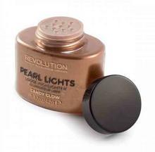 Revolution Makeup Makeup Revolution Puder rozświetlający Pearl Lights Loose Highlighter Candy Glow 25g