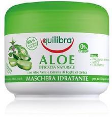 EQUILIBRA Naturale Maska aloesowa do włosów 200ml Beauty Formulas