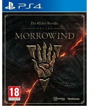 Gra The Elder Scrolls Online Morrowind PS4 5055856414025