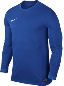 Nike KOSZULKA PARK VI JSY LS niebieska 725884 463