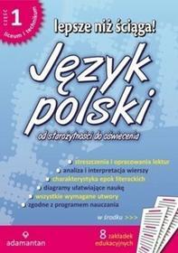 Lepsze niż ściąga! Język polski liceum i technikum część 1 Praca zbiorowa