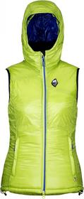 High Point Barier Lady Vest Sunny Green M