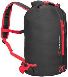 Highlander Plecak Turystyczny Rockhopper 20 Czarny RUC222-BK
