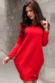 Sukienka MIMI RED 0021548-04