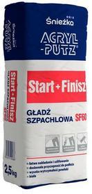 Acryl Putz Gładź szpachlowa START+FINISH